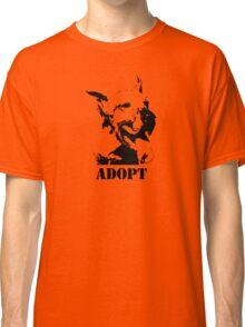 NO-KILL UNITED : ES ADOPT Classic T-Shirt