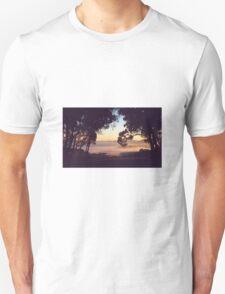 Honey Mooners Sunrise Unisex T-Shirt
