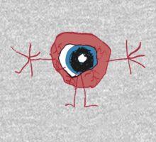 the eyeball man One Piece - Long Sleeve