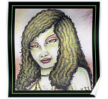 A Portrait of the Lizard Queen Poster