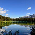 Two Jacks Lake by Ellinor Advincula