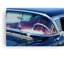 Voodoo Cadillac Canvas Print