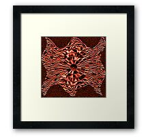 Hunting Tigers Out In India Framed Print