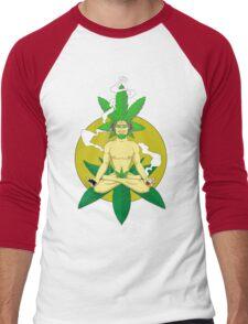 Dope Yogi Men's Baseball ¾ T-Shirt