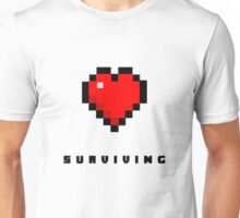 Gaming Heart (Full) Unisex T-Shirt