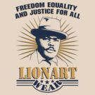 Marcus Garvey by Lionart