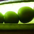 Peas man! by Hege Nolan