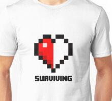 Gaming Heart Unisex T-Shirt