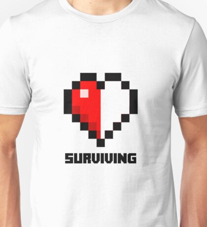 Gaming Heart Unisex T-Shirt
