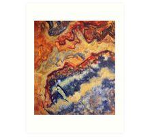 Pilbara II Art Print