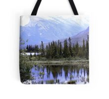 Vermillion's View Tote Bag