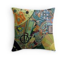Discovering Freedom - Part 2 Throw Pillow