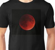 Blood Moon Eclipse Unisex T-Shirt