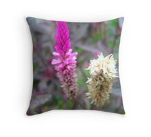 whatever comes between us Throw Pillow