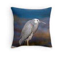 Heron Throw Pillow