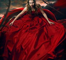 Red queen by BigBadRed