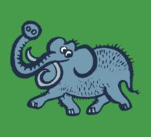 Big Blue Mammoth Kids Clothes