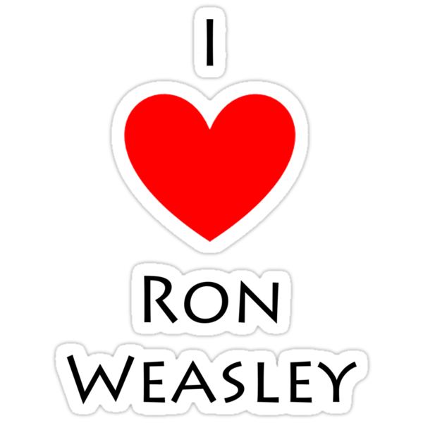 I Love Ron Weasley 2 by meldevere