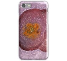 Europa Report (Lace Agate) iPhone Case/Skin