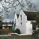Rain Clouds in Swellendam by Marie Theron