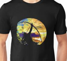 Sagittarius reaching out Unisex T-Shirt