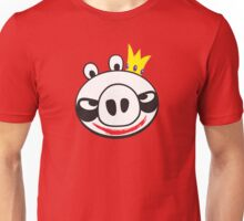 The Joker Vs. Angry Pig Unisex T-Shirt