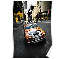 Monster Truck Weekend  Poster