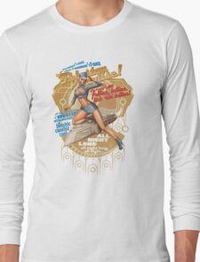 Fhloston Paradise Long Sleeve T-Shirt