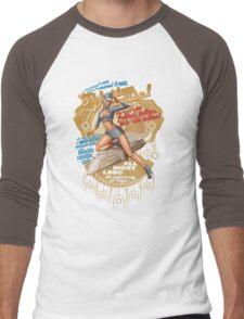 Fhloston Paradise Men's Baseball ¾ T-Shirt
