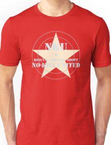 NO-KILL UNITED : RFA-BYG Unisex T-Shirt