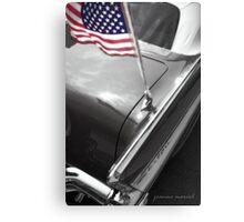 Classic Car 195 Canvas Print
