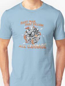 Pillow Man Carnage! T-Shirt