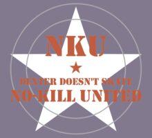 NO-KILL UNITED : DDS-OWG Kids Tee