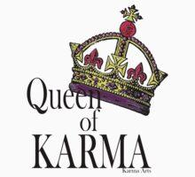 Queen of KARMA by Dee-Karma-Arts