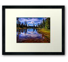 Lost Lake Framed Print