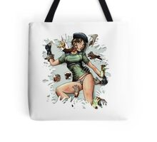 Jill and the Dead Tote Bag