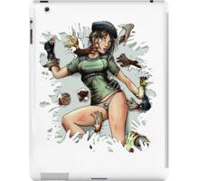Jill and the Dead iPad Case/Skin