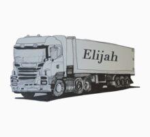 A Truck for Elijah Kids Clothes