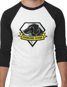 Diamond Men's Baseball ¾ T-Shirt