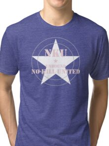 NO-KILL UNITED : UB-PWG Tri-blend T-Shirt