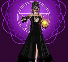 Dark Witch by LoneAngel