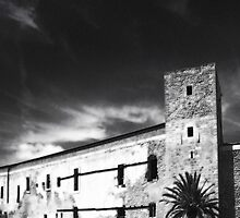 Eivissa fortress IR by Rory Underwood