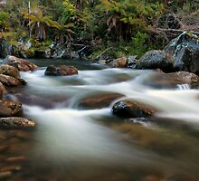 East Kiewa River by Cameron B