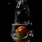 Peach Refreshment! by Amy Dee