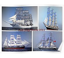 Tall Ships Races  Poster