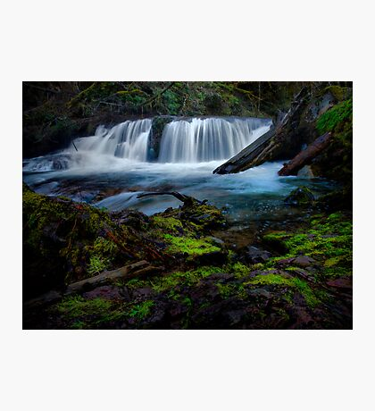 Fall Creek Falls Photographic Print