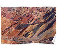 colour mountain - 1 Poster