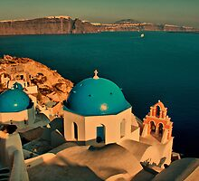 Greece. Santorini. Oia. by vadim19