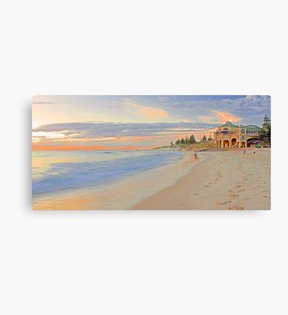 Cottesloe Beach - Western Australia  Canvas Print