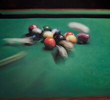 Pool still life by HermesGC